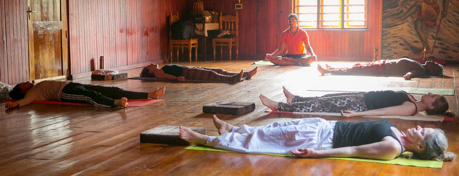 Pranayama - Ayurveda Yoga Village Sea View, Kumta Goa